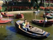 Linus & Anders sailing