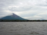 Isla de Ometepe - made by two volcanoes: Conceptión and Maderas