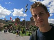 A at Plaza de Armas