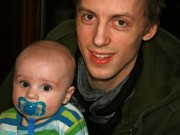 Linus and dad