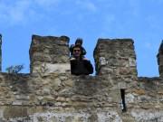 Anders and Linus at Castelo de São Jorge