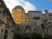 The Pena National Palace in Sintra