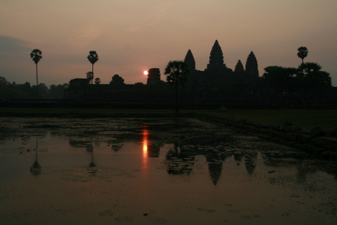 Angkor Wat Morning