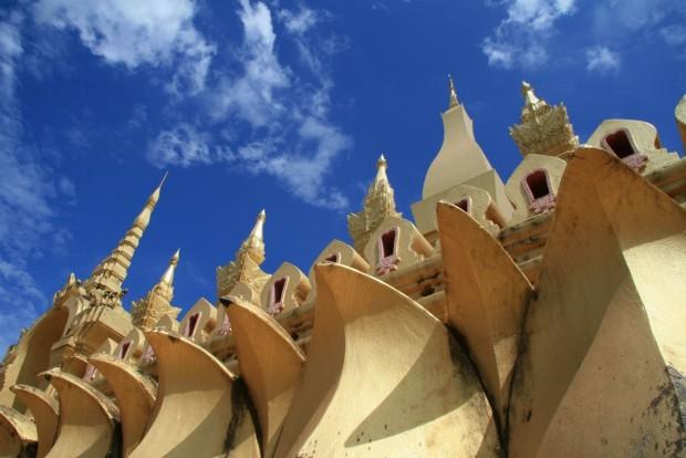 Pha That Luang, Laos
